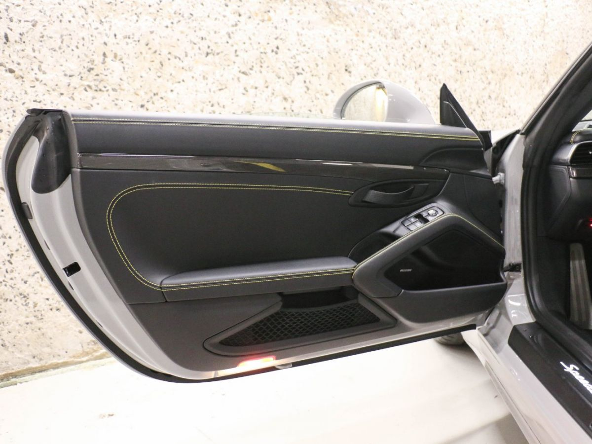 Porsche 911 PORSCHE 911 (991) 4.0 SPEEDSTER Gris Clair - 26