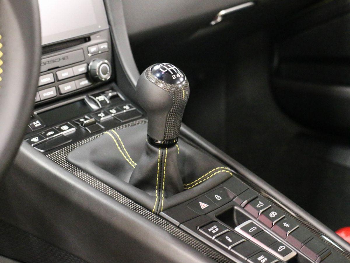 Porsche 911 PORSCHE 911 (991) 4.0 SPEEDSTER Gris Clair - 38