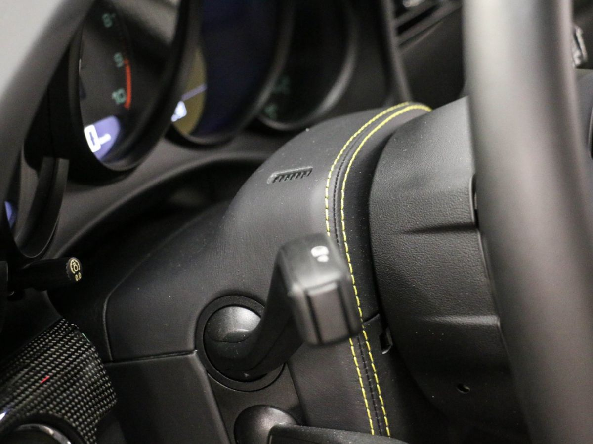 Porsche 911 PORSCHE 911 (991) 4.0 SPEEDSTER Gris Clair - 39