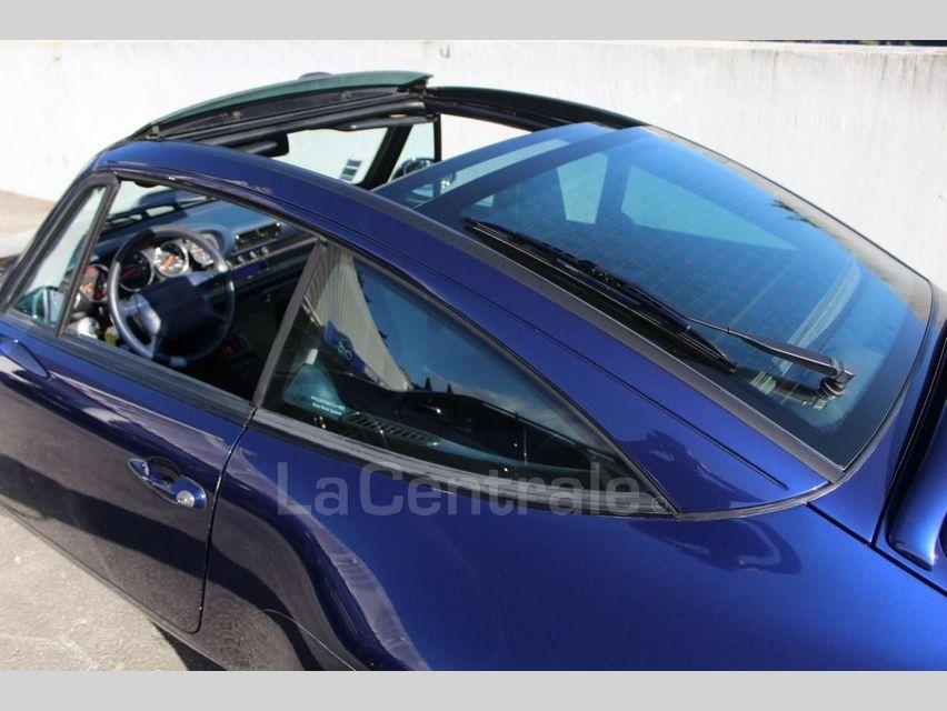 Porsche 911 TYPE 993 (993) 3.6 TARGA Bleu Foncé - 2
