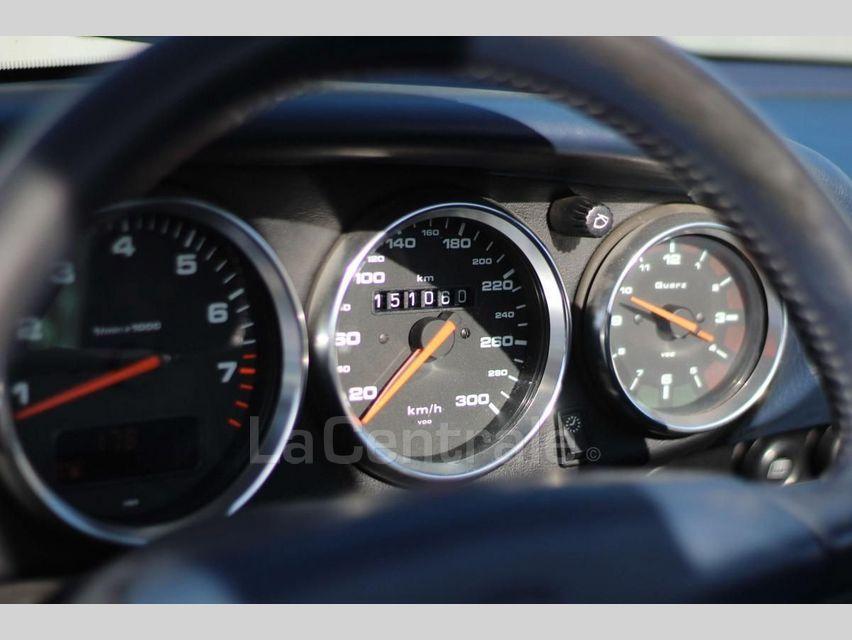Porsche 911 TYPE 993 (993) 3.6 TARGA Bleu Foncé - 10