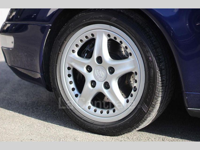 Porsche 911 TYPE 993 (993) 3.6 TARGA Bleu Foncé - 12