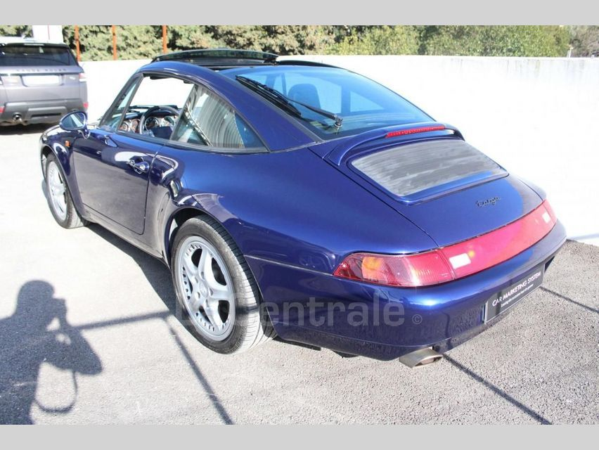 Porsche 911 TYPE 993 (993) 3.6 TARGA Bleu Foncé - 15