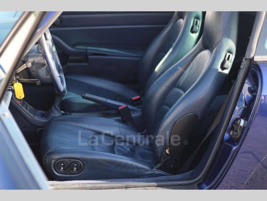 Porsche 911 TYPE 993 (993) 3.6 TARGA Bleu Foncé - 16