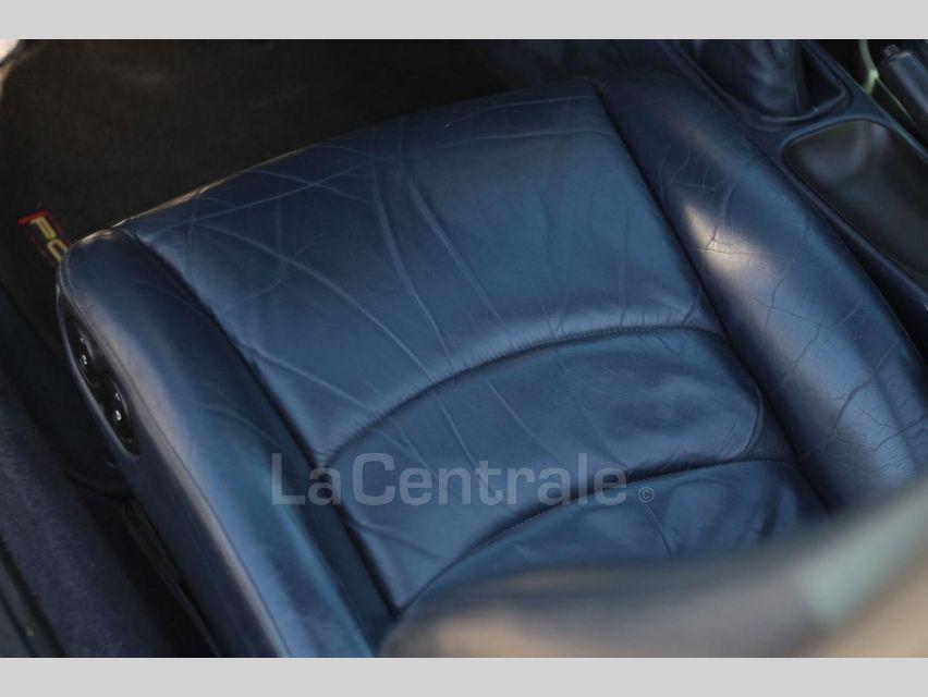 Porsche 911 TYPE 993 (993) 3.6 TARGA Bleu Foncé - 17