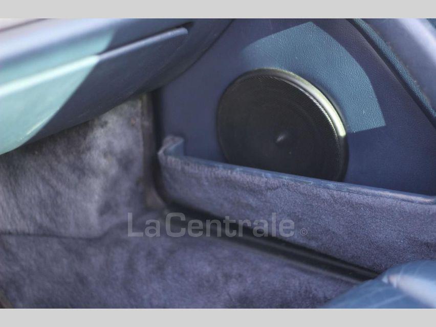 Porsche 911 TYPE 993 (993) 3.6 TARGA Bleu Foncé - 21