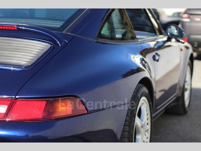 Porsche 911 TYPE 993 (993) 3.6 TARGA Bleu Foncé - 25