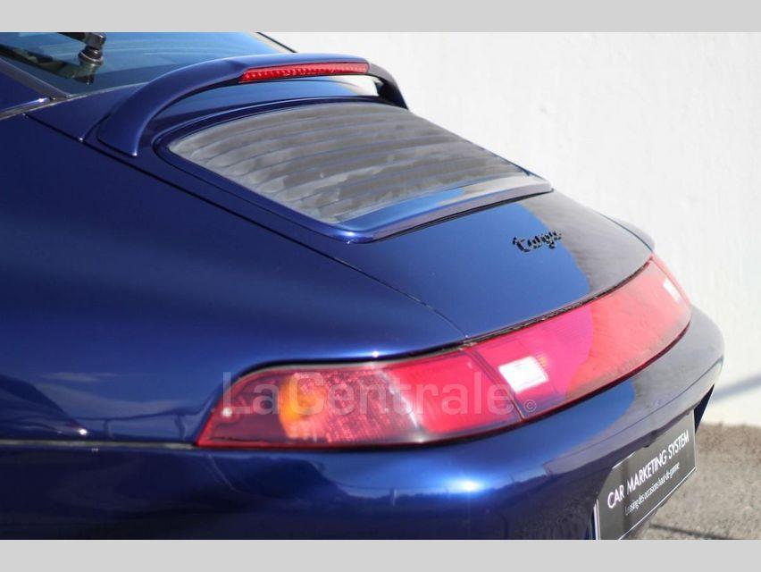 Porsche 911 TYPE 993 (993) 3.6 TARGA Bleu Foncé - 30