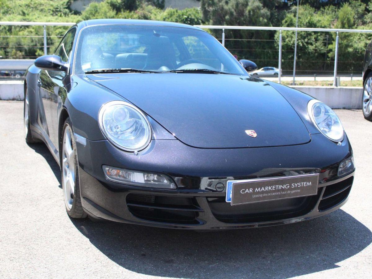 Porsche 997 CARRERA 4S 3.8 Noir - 3