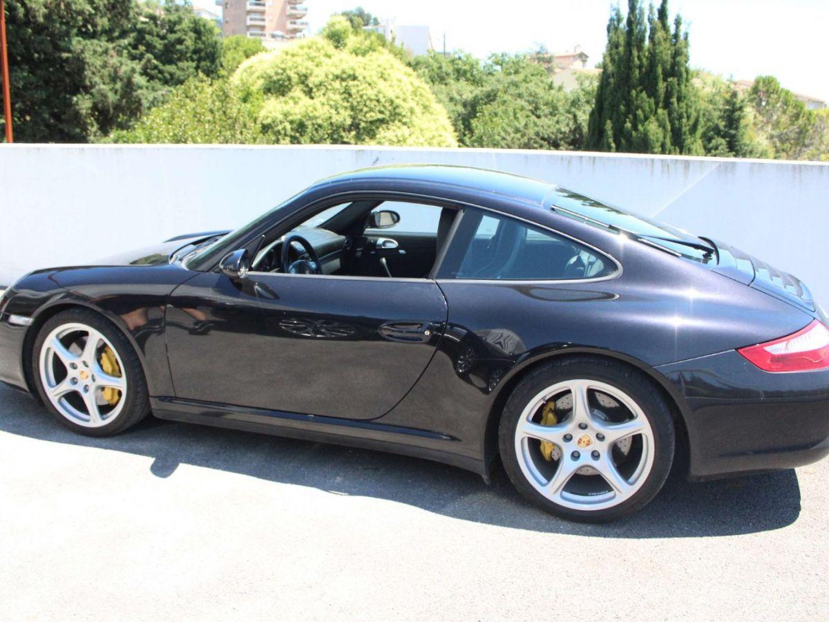 Porsche 997 CARRERA 4S 3.8 Noir - 4