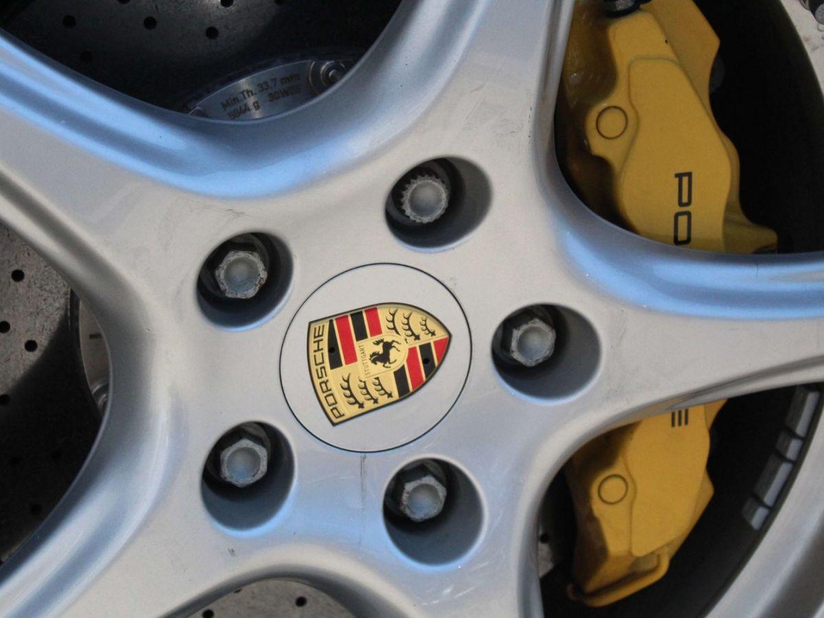 Porsche 997 CARRERA 4S 3.8 Noir - 25
