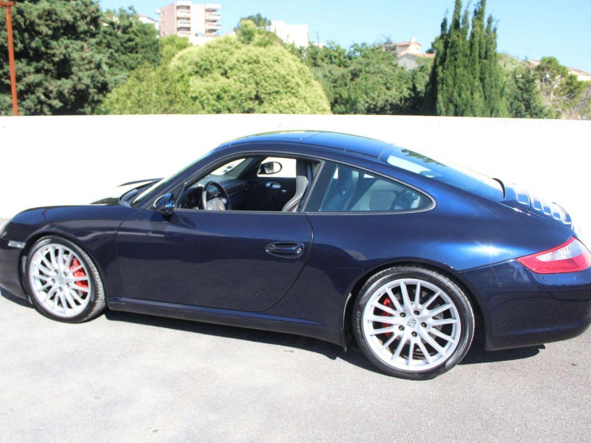 Porsche 997 CARRERA S 3.8 Bleu Foncé - 4
