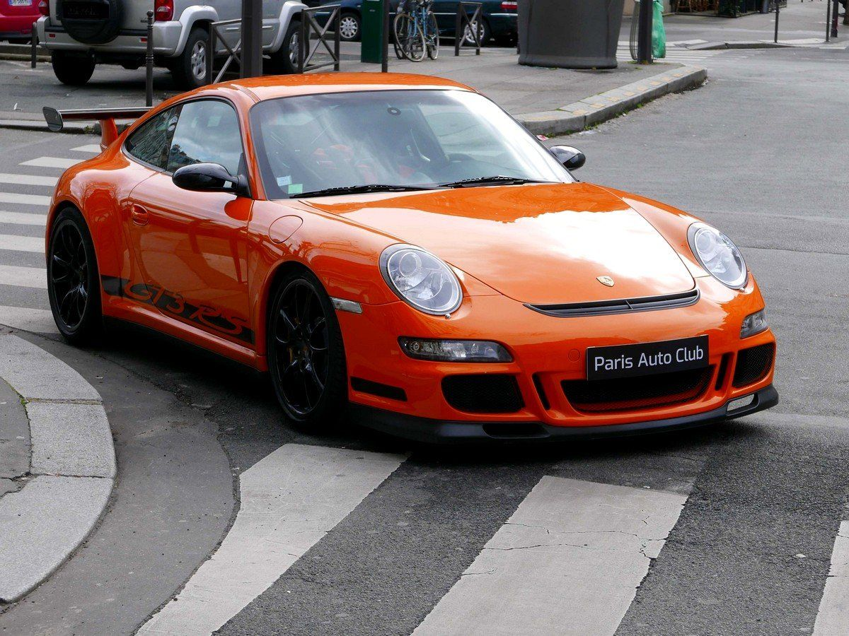 Porsche 997 GT3 RS 415 Orange verni Occasion - 3