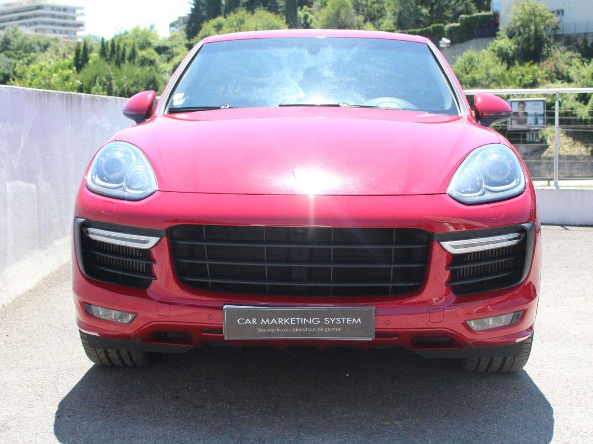Porsche Cayenne 3.6 V6 GTS 440CH Rouge Foncé - 2