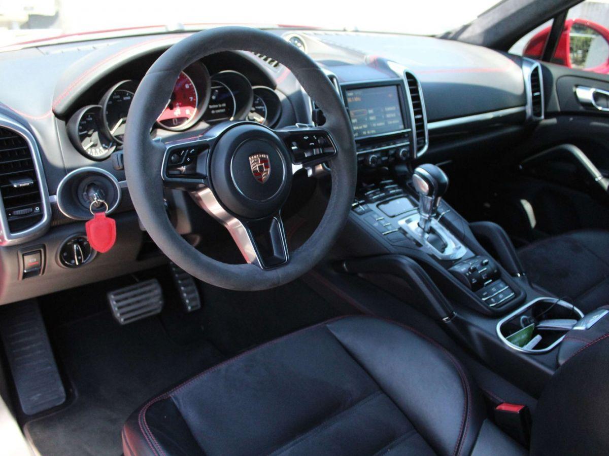 Porsche Cayenne 3.6 V6 GTS 440CH Rouge Foncé - 7