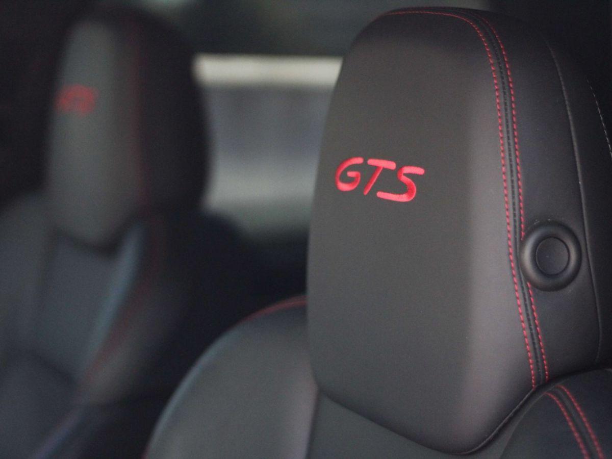 Porsche Cayenne 3.6 V6 GTS 440CH Rouge Foncé - 23