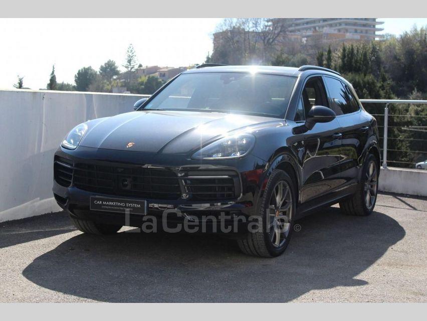 Porsche Cayenne 3 III 3.0 E-HYBRID Noir - 1