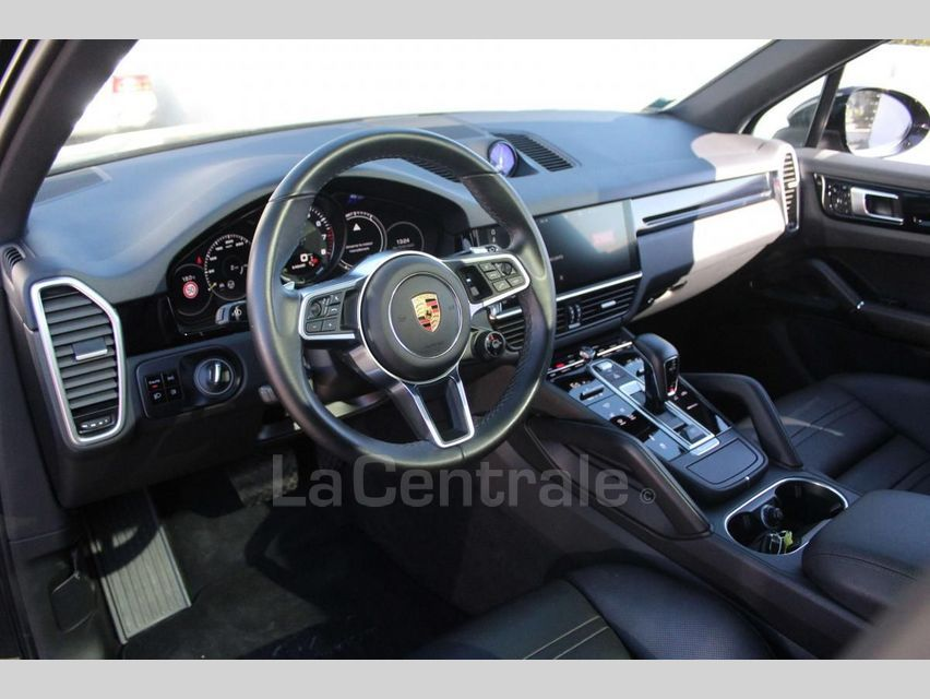 Porsche Cayenne 3 III 3.0 E-HYBRID Noir - 5