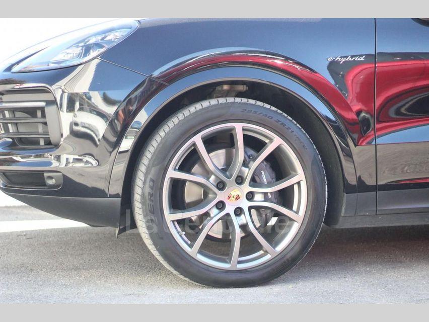 Porsche Cayenne 3 III 3.0 E-HYBRID Noir - 10