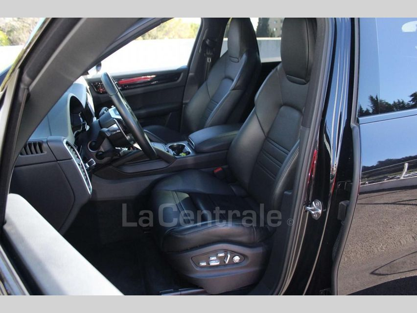 Porsche Cayenne 3 III 3.0 E-HYBRID Noir - 18