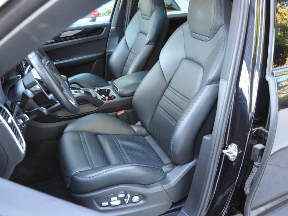 Porsche Cayenne Coupe 3.0 V6 462 Ch Tiptronic BVA E-Hybrid Noir - 9