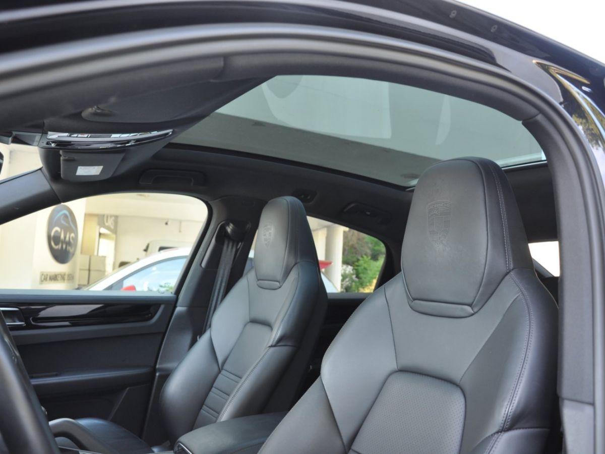 Porsche Cayenne Coupe 3.0 V6 462 Ch Tiptronic BVA E-Hybrid Noir - 10