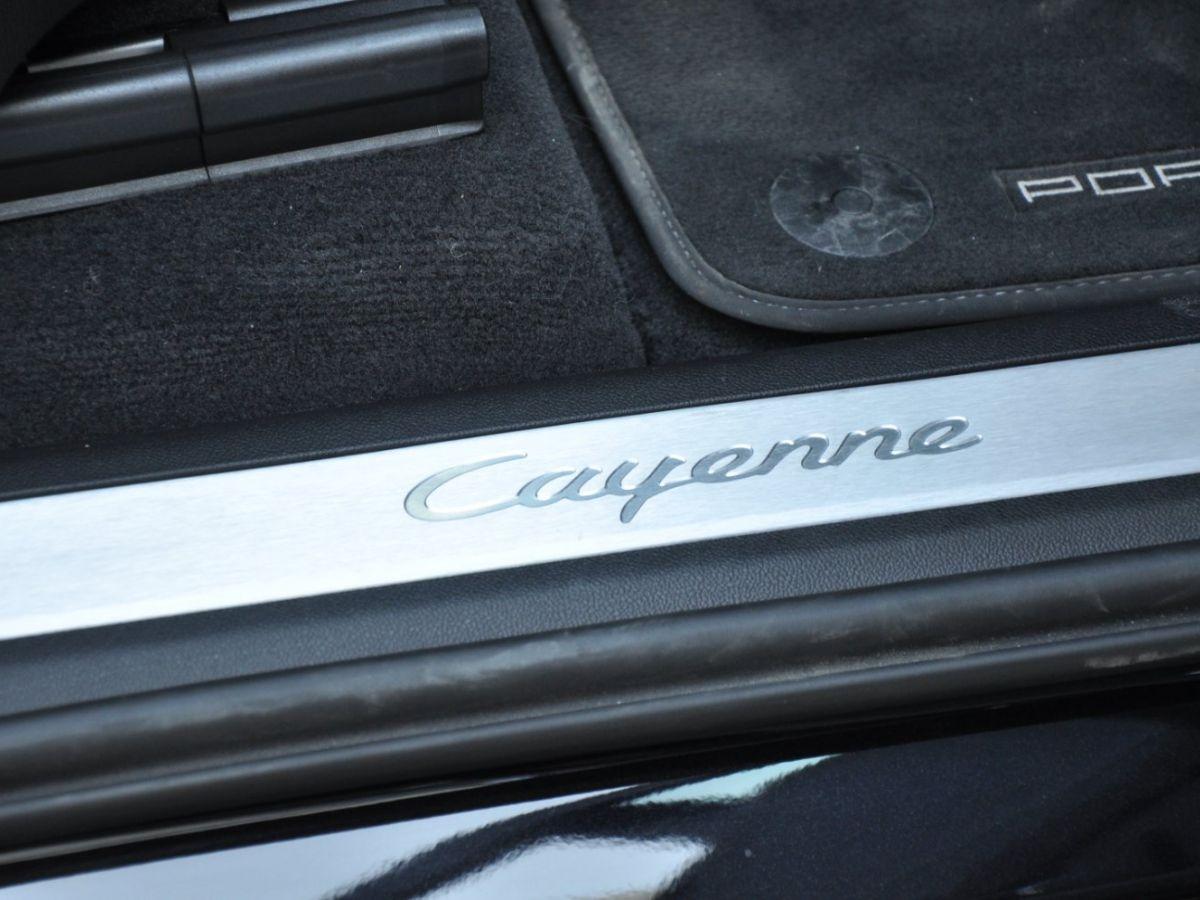 Porsche Cayenne Coupe 3.0 V6 462 Ch Tiptronic BVA E-Hybrid Noir - 17