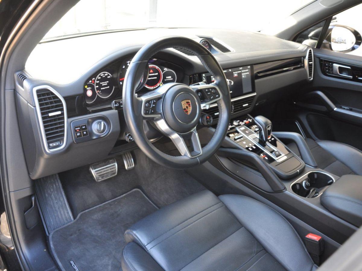 Porsche Cayenne III 2.9 V6 440 S Noir - 8