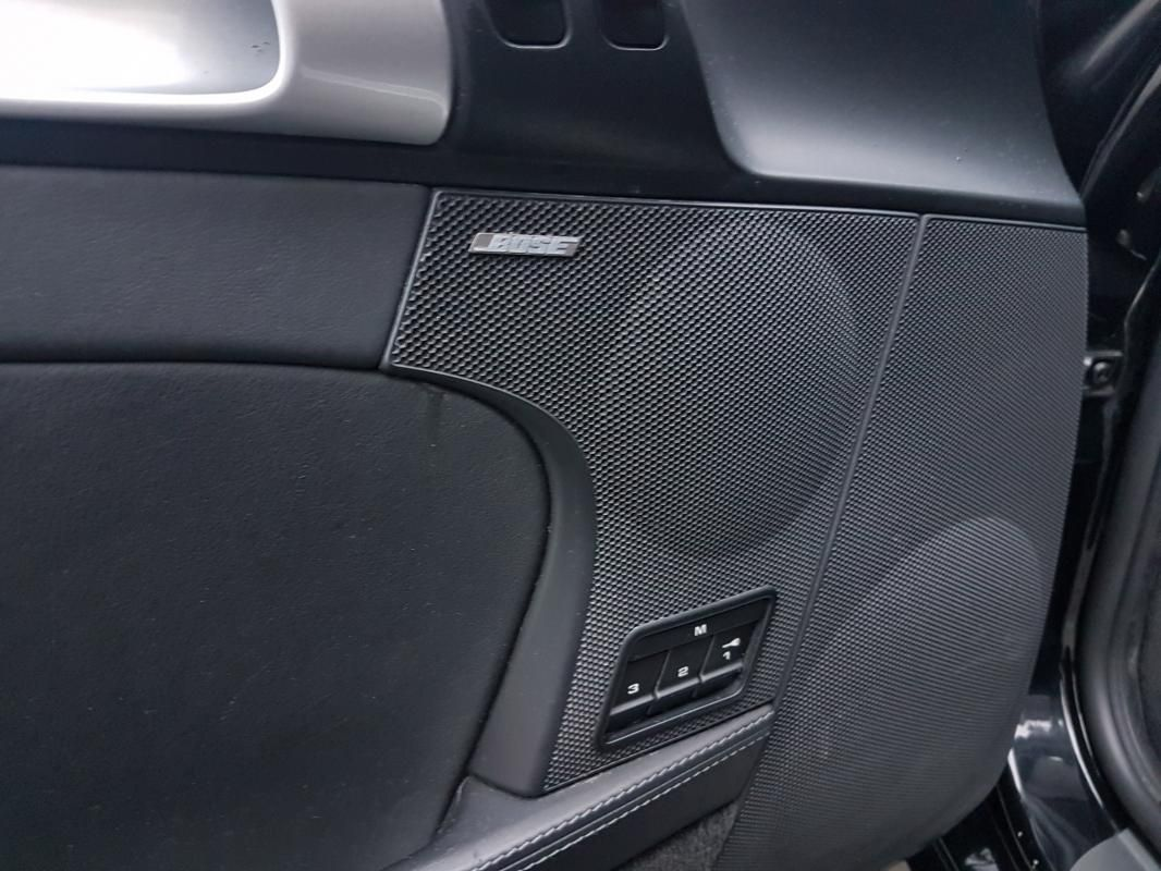 Porsche Cayman 3.4 S EDITION ONE Boîte Tiptronic Noir Métallisé - 12