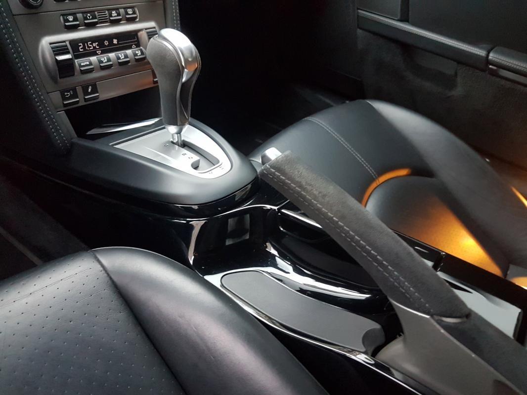 Porsche Cayman 3.4 S EDITION ONE Boîte Tiptronic Noir Métallisé - 14