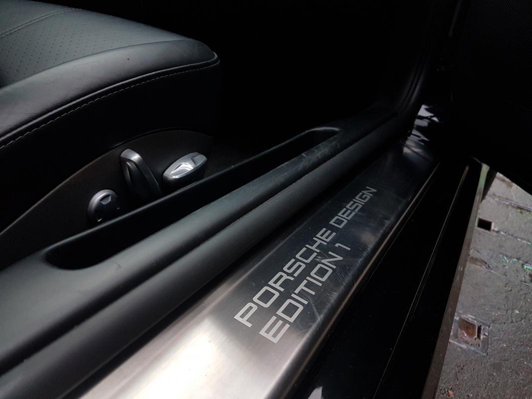 Porsche Cayman 3.4 S EDITION ONE Boîte Tiptronic Noir Métallisé - 18