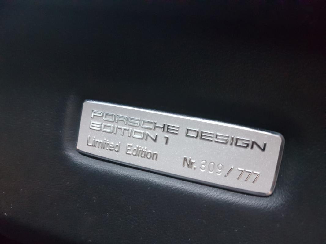 Porsche Cayman 3.4 S EDITION ONE Boîte Tiptronic Noir Métallisé - 19