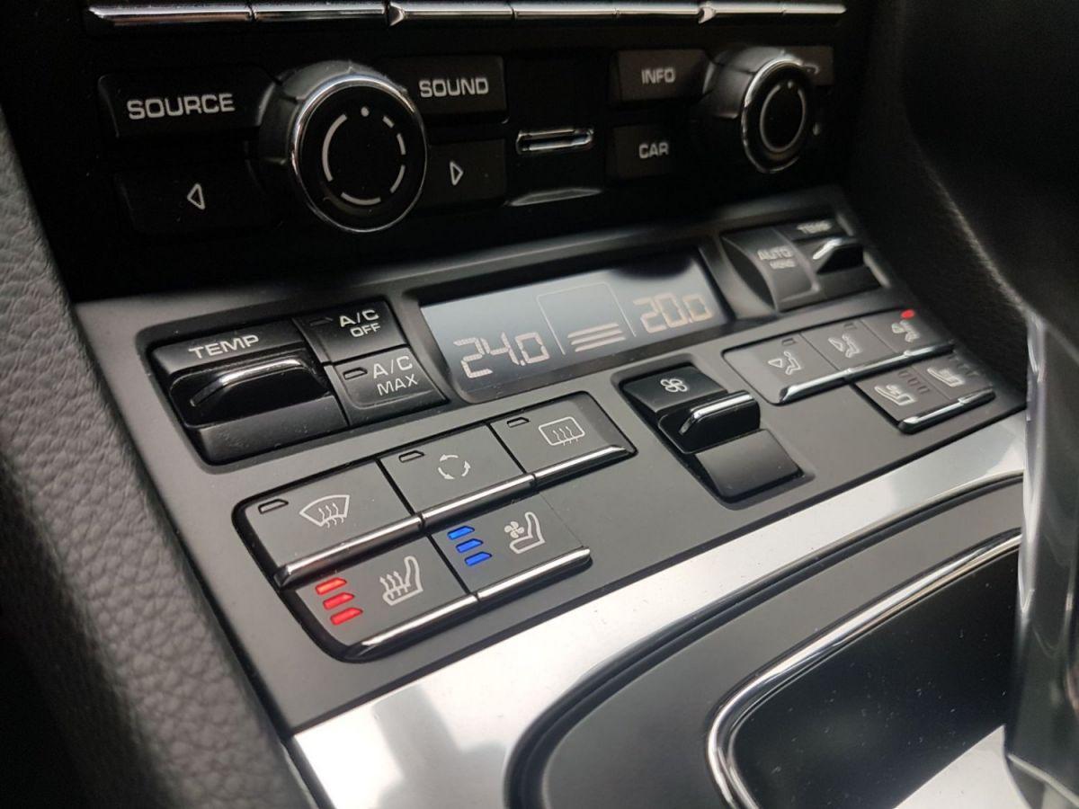 Porsche Cayman 3.4S PDK TECHART Gris Anthracite Métallisé - 18