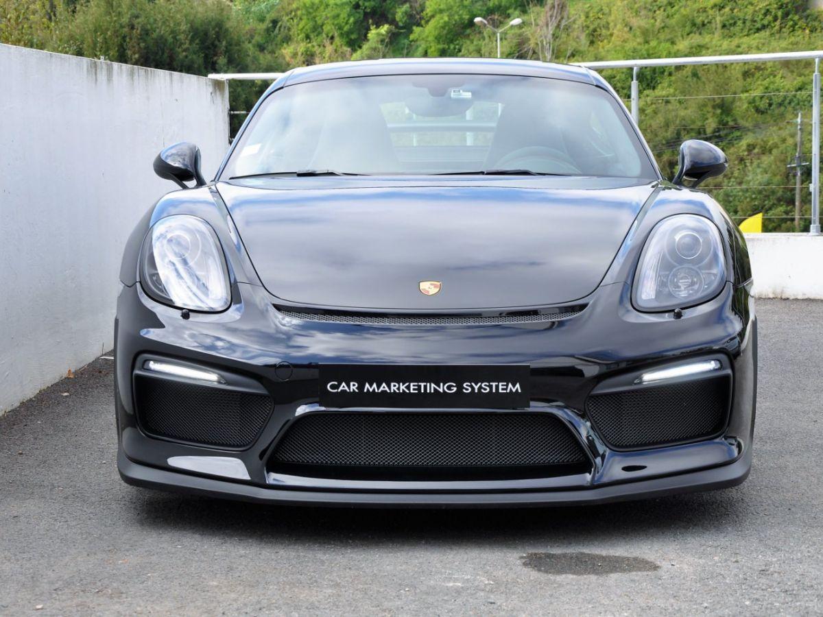 Porsche Cayman (981) GT4 Noir - 2