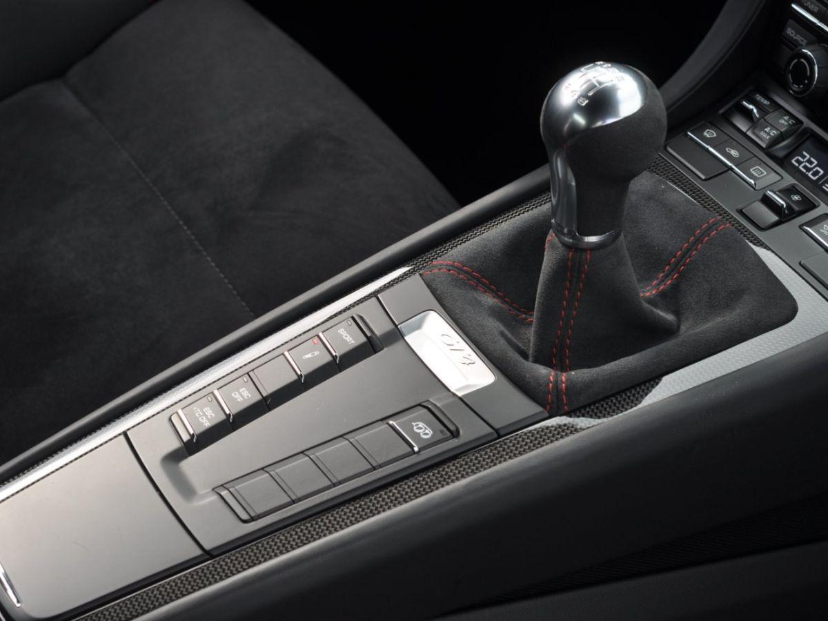 Porsche Cayman (981) GT4 Noir - 16