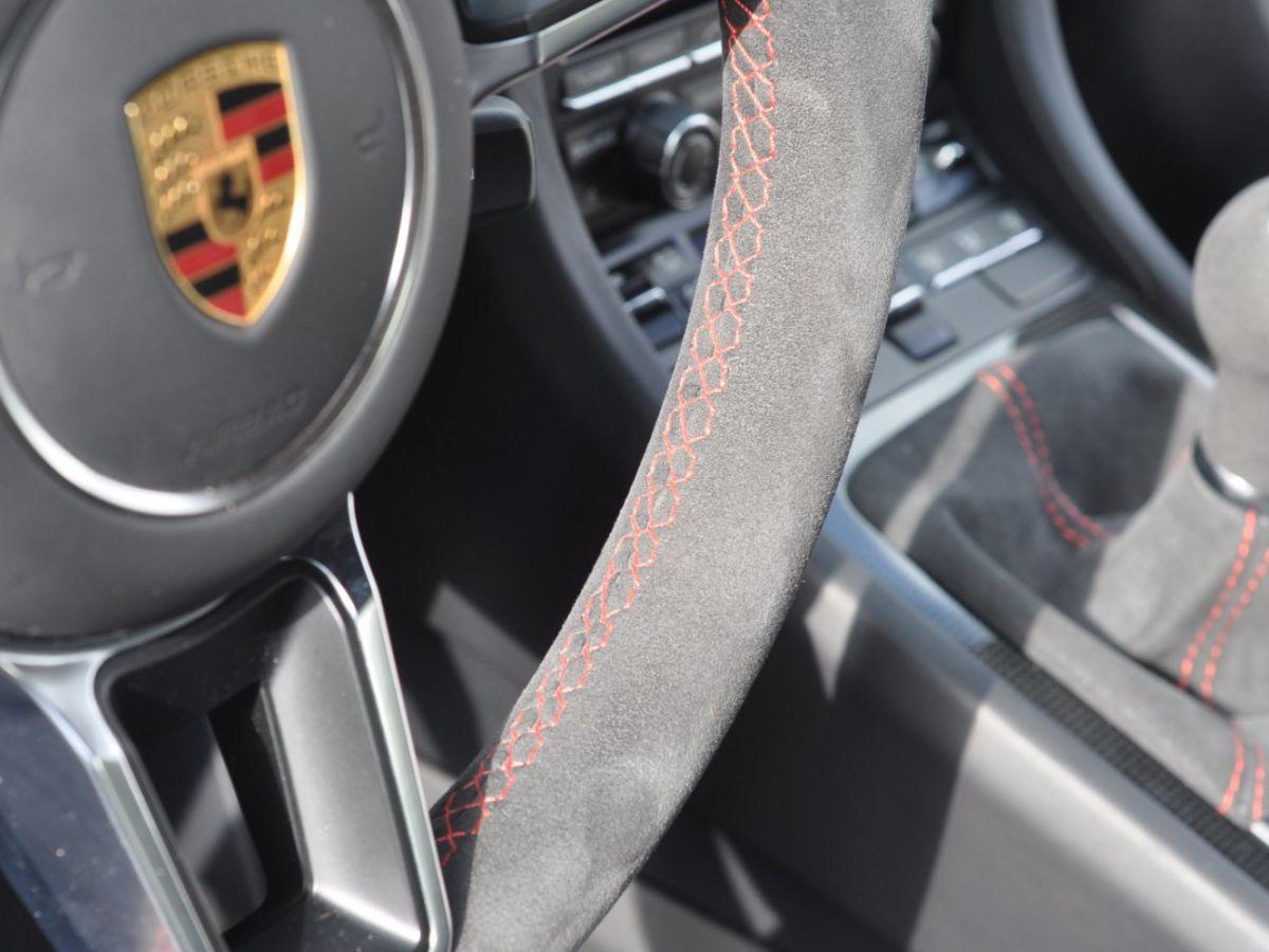 Porsche Cayman (981) GT4 Noir - 26