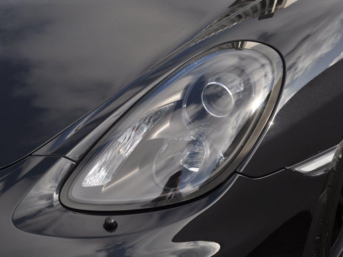 Porsche Cayman (981) GT4 Noir - 27