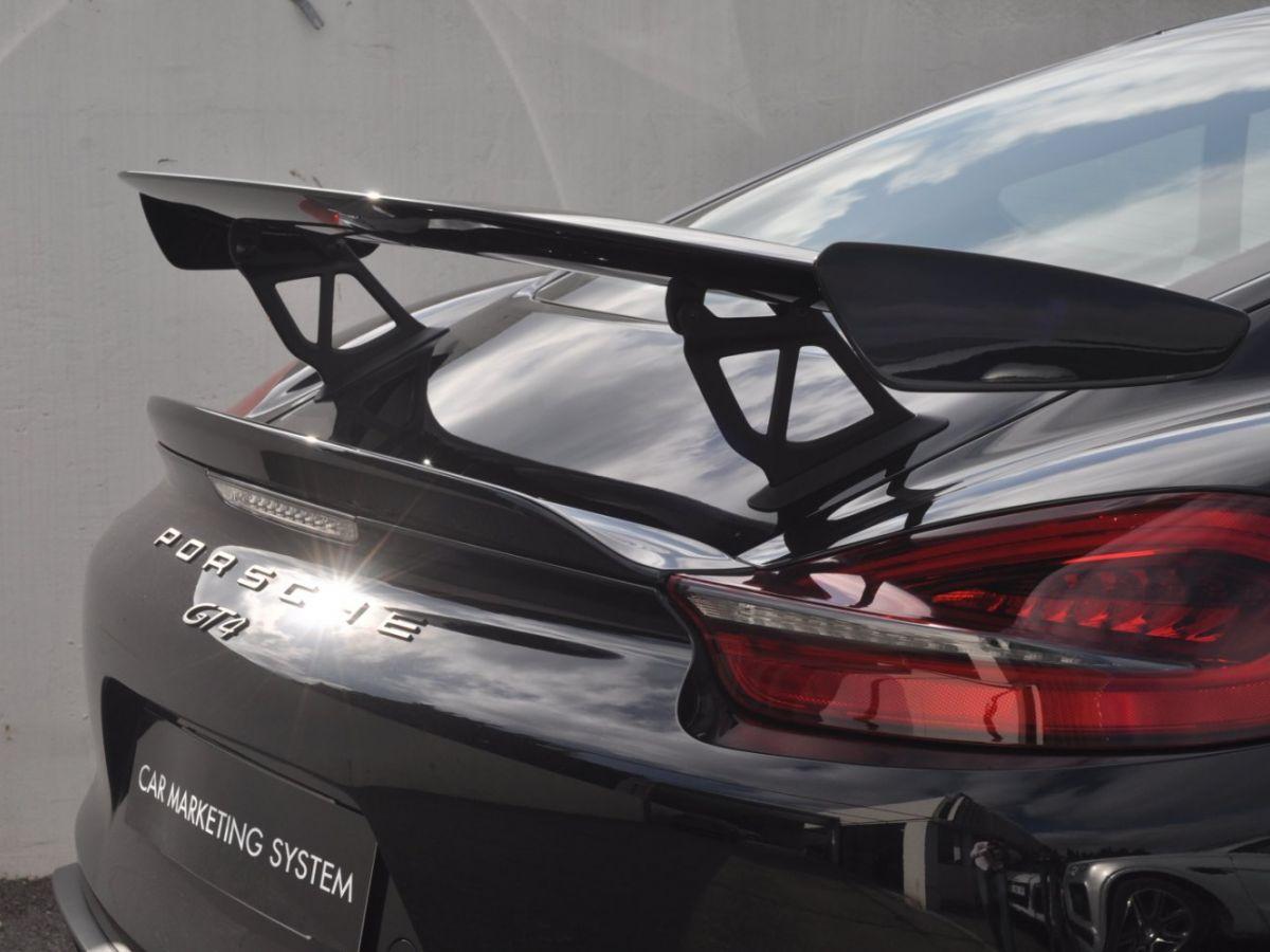 Porsche Cayman (981) GT4 Noir - 29
