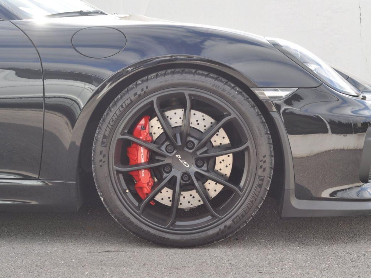 Porsche Cayman (981) GT4 Noir - 30