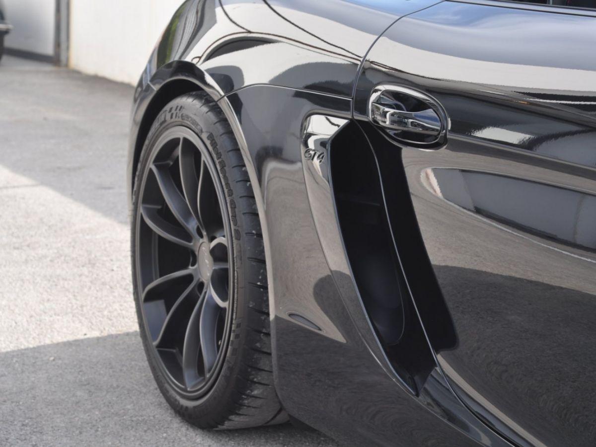 Porsche Cayman (981) GT4 Noir - 31