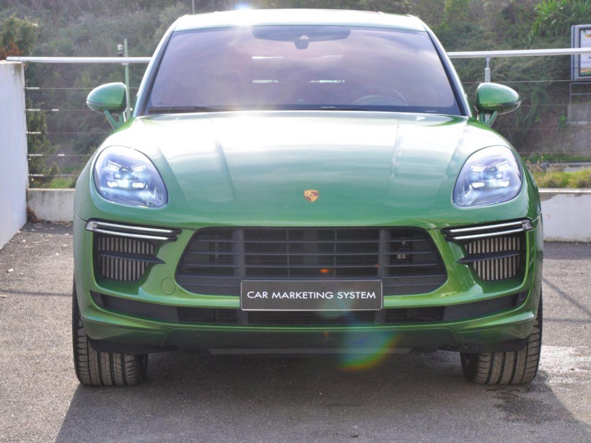 Porsche Macan (2) 440 TURBO Vert - 2