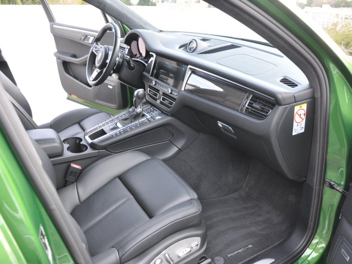 Porsche Macan (2) 440 TURBO Vert - 13