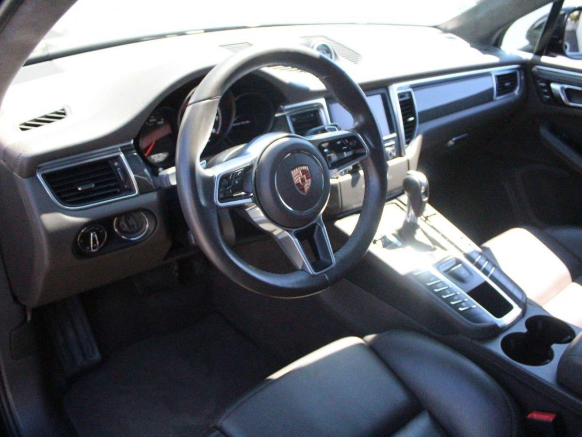 Porsche Macan 3.6 V6 TURBO 400CH Noir - 7