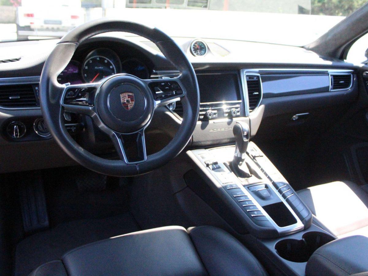 Porsche Macan 3.6 V6 TURBO 400CH Noir - 10