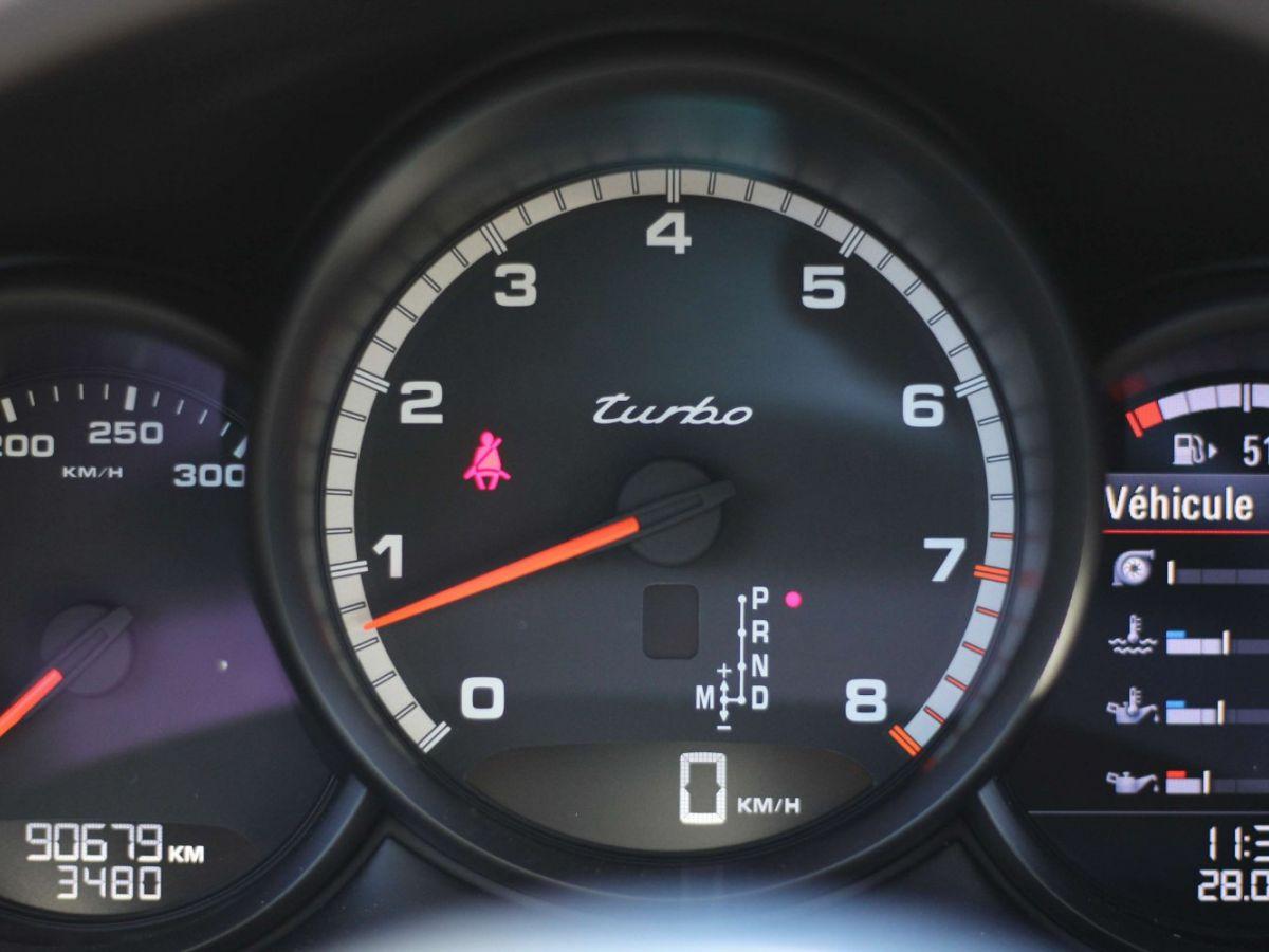 Porsche Macan 3.6 V6 TURBO 400CH Noir - 26