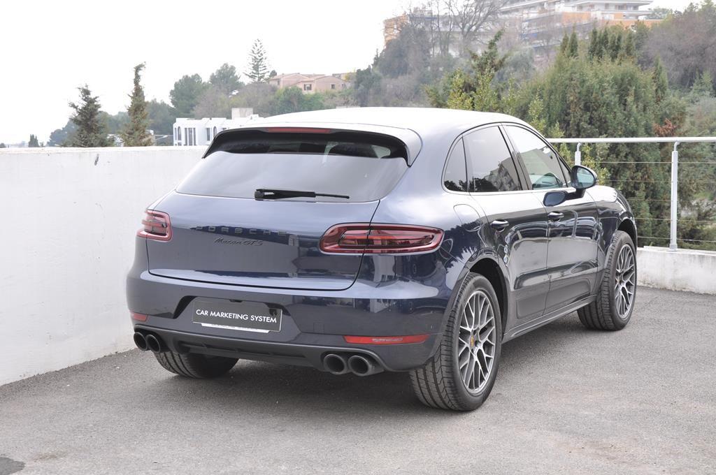 Porsche Macan GTS Bleu Foncé Métal - 4