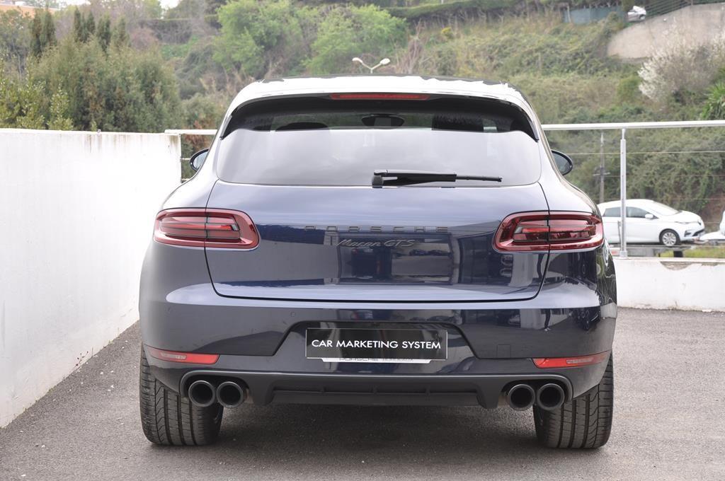 Porsche Macan GTS Bleu Foncé Métal - 5