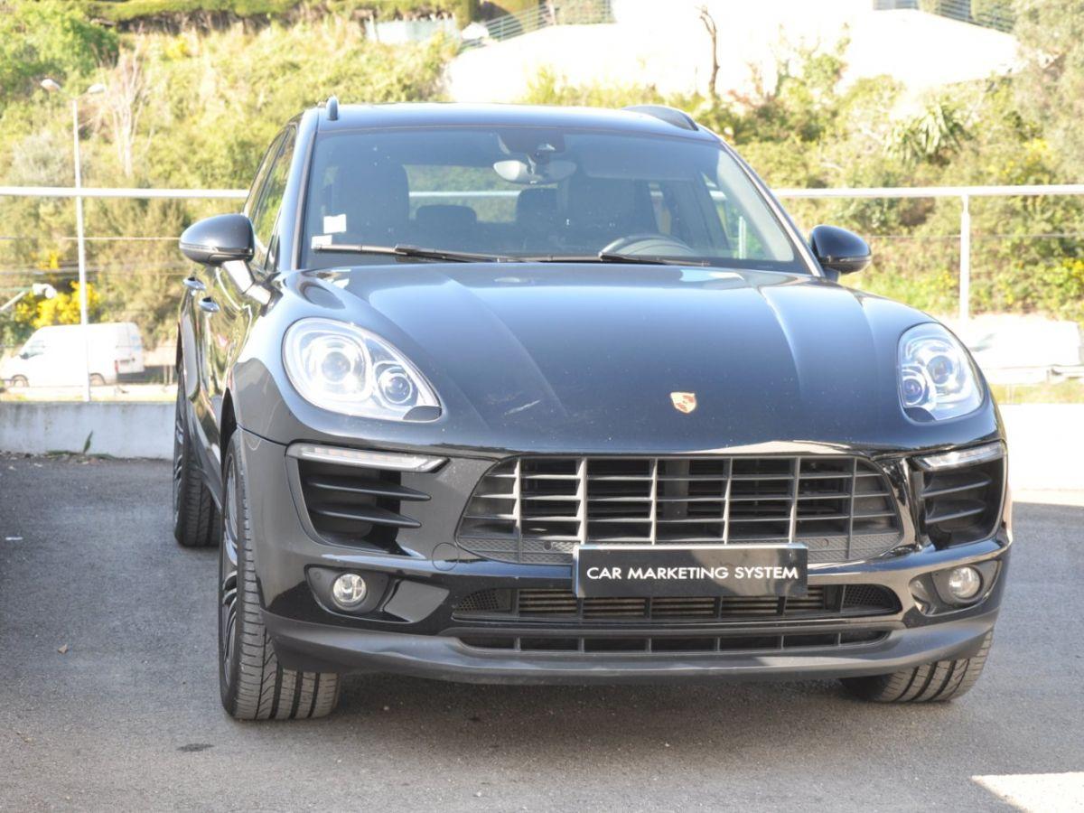 Porsche Macan S DIESEL Noir - 3