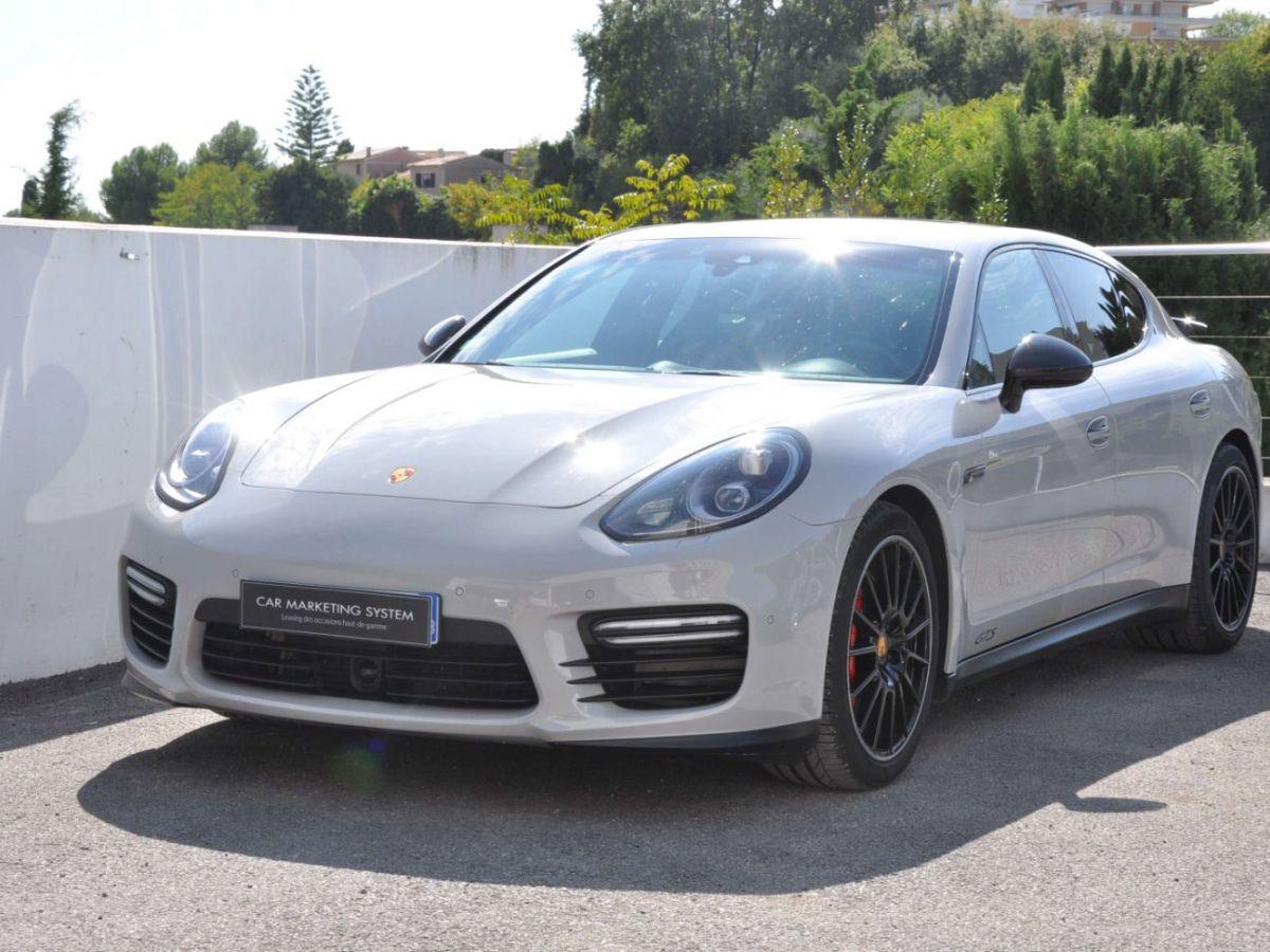 Porsche Panamera (2) GTS V8 4.8 440 PDK Gris Clair - 1