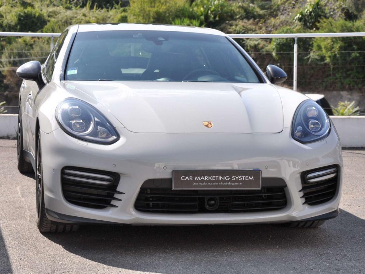 Porsche Panamera (2) GTS V8 4.8 440 PDK Gris Clair - 3